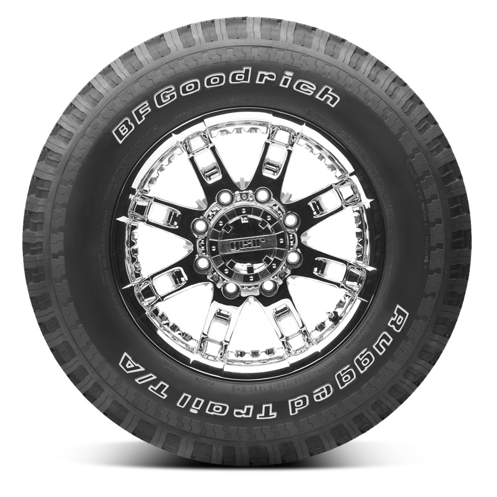 Ta Truck Service >> BF Goodrich Rugged Trail T/A - Free Delivery Available | TireBuyer.com