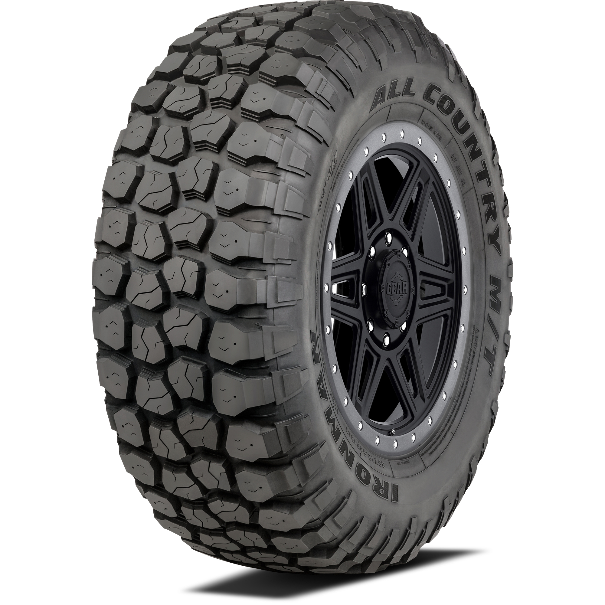All Terrain Tires >> Ironman All Country M/T | TireBuyer