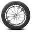 Continental ContiSportContact 3 tread and side
