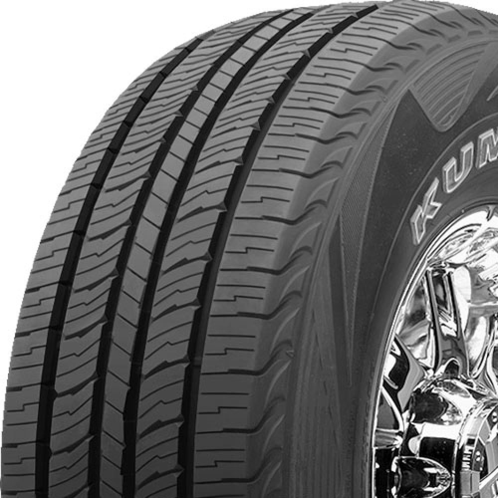 Kumho Road Venture APT tread and side
