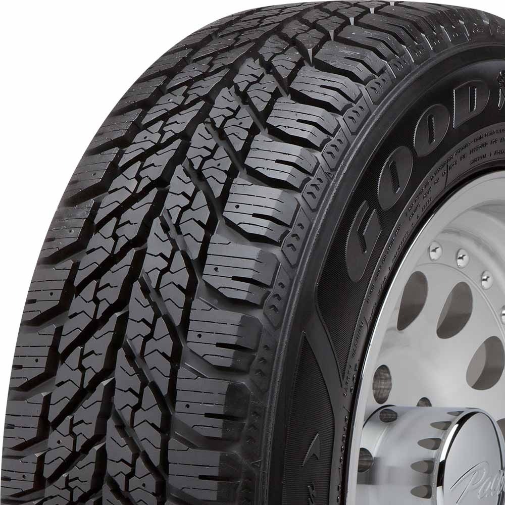 Goodyear Ultra Grip Winter tread and side