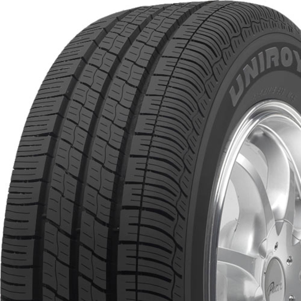 Uniroyal Tiger Paw Touring NT tread and side