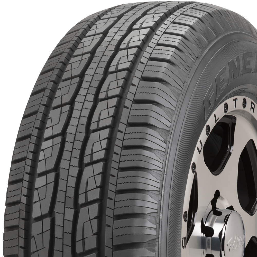 265 70r17 General Grabber Hts60 Tires 115 S Set Of 4 Ebay