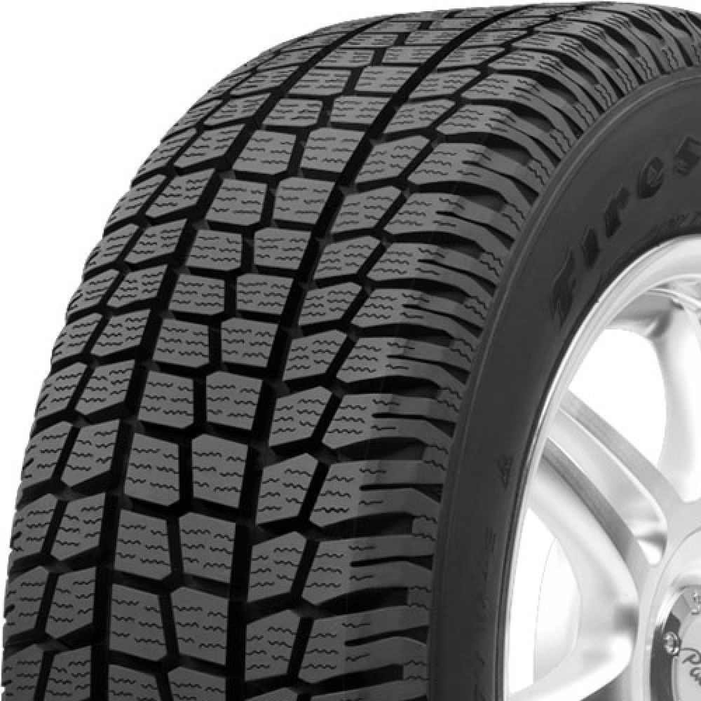 Winter tires deliver safety and control in cold temperatures. Made from a soft rubber compound, these tires are designed to stay flexible to provide extra traction and stability in snow, slush, or ice.